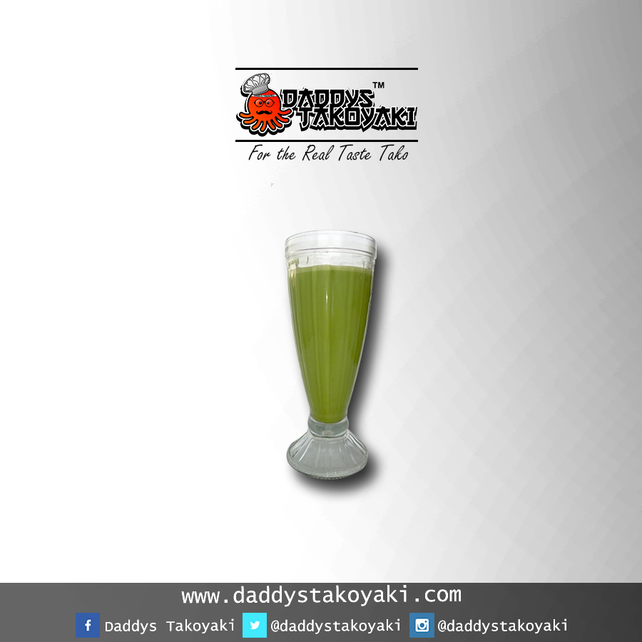 franchise waralaba otousan yatai daddys green tea