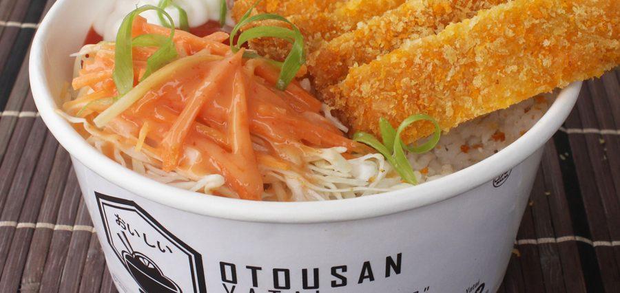 Delivery Catering Makanan Bento Jepang di Jakarta Paket Hemat 1 Chicken Katsu