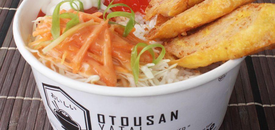 delivery makanan bento jepang di jakarta Paket Hemat 3 Chicken Tofu Roll