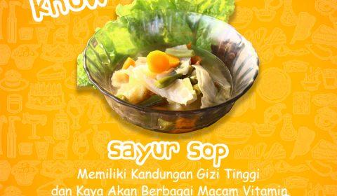 Sup Bagus untuk Menurunkan Berat Badan